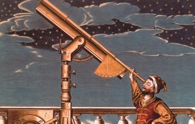 Galileov teleskop