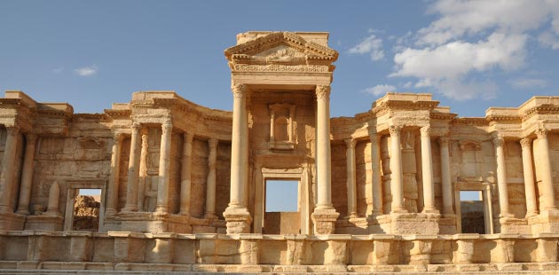 Zanimljivosti iz sveta arheologije Palmira