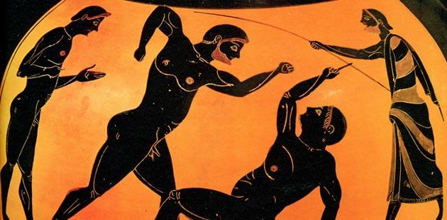 Istorijat sportova Pankration1