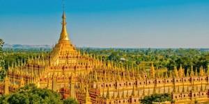 Thanboddhay-Pagoda