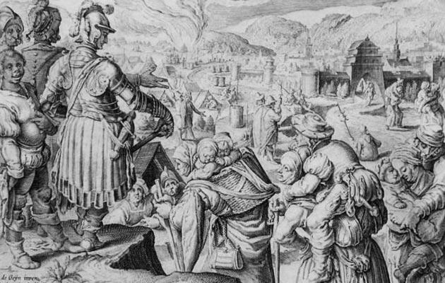 ZANIMLJIVA HISTORIJA: Kako su žene Weinsberga nadmudrile njemačkog kralja