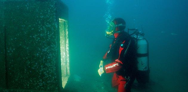 RASKOŠNI GRADOVI! 5 fascinantnih podvodnih ruševina