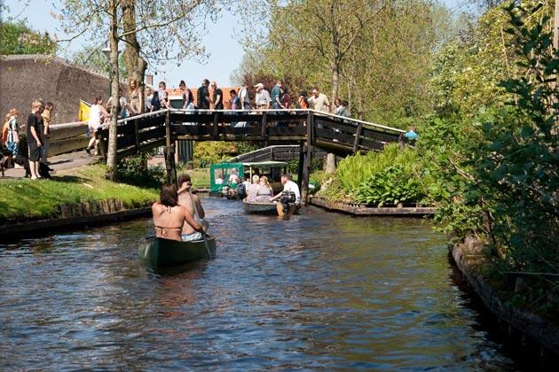 Giethoorn: Venecija Sjevera, Nizozemska Giethoorn-6