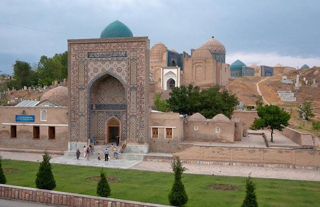 Shah-I-Zinda-1