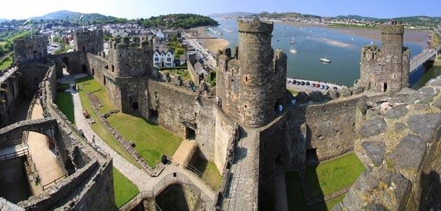Dvorac-Conwy-7