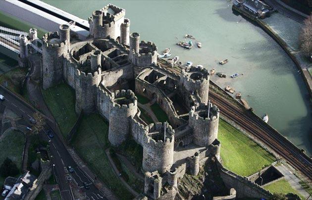Dvorac-Conwy-8