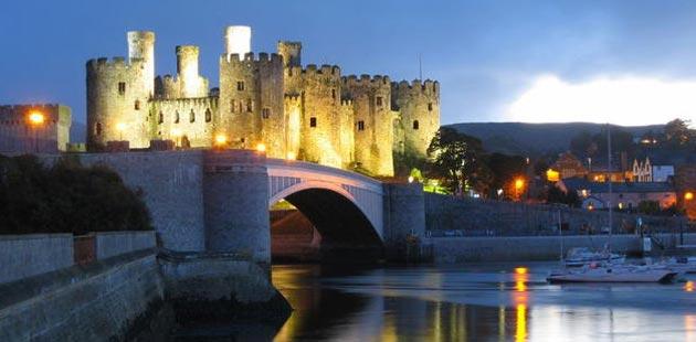 Dvorac-Conwy