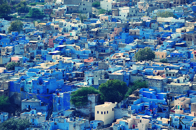 Džodpur: Plavi grad u Indiji Plavi-grad-1