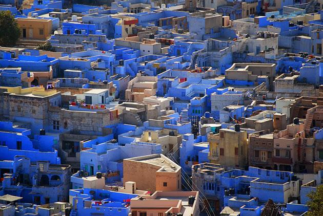 Džodpur: Plavi grad u Indiji Plavi-grad-2