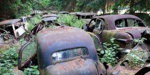 auto-groblje
