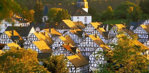 Freudenberg: Bajkoviti gradić u Njemačkoj Freudenberg-630x310