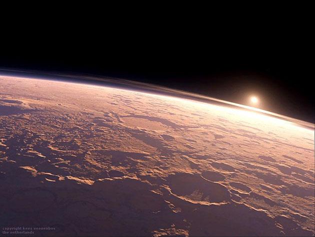 Mars-8