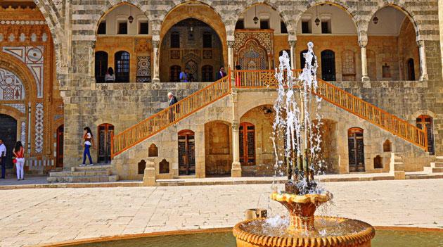 Palača Beit ed-Dine: Jedno od najvećih kulturnih blaga Libana Beit-ed-Dine-1
