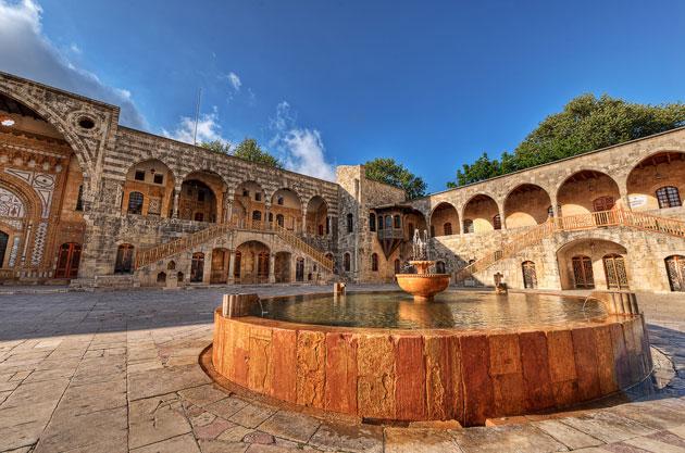 Palača Beit ed-Dine: Jedno od najvećih kulturnih blaga Libana Beit-ed-Dine-14