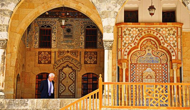 Palača Beit ed-Dine: Jedno od najvećih kulturnih blaga Libana Beit-ed-Dine-3