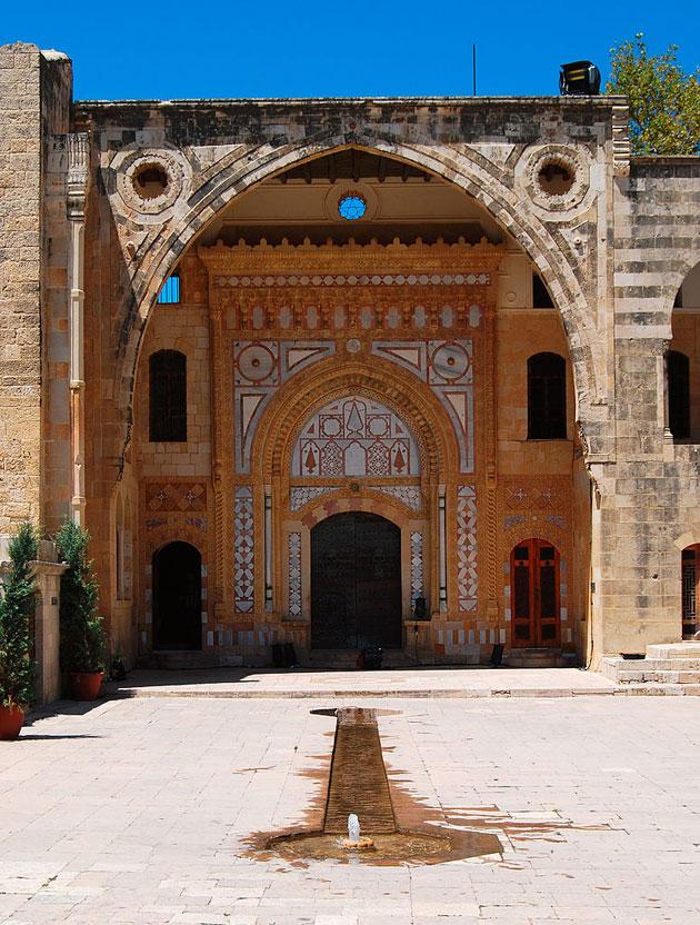 Palača Beit ed-Dine: Jedno od najvećih kulturnih blaga Libana Beit-ed-Dine-5