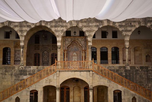 Palača Beit ed-Dine: Jedno od najvećih kulturnih blaga Libana Beit-ed-Dine-6