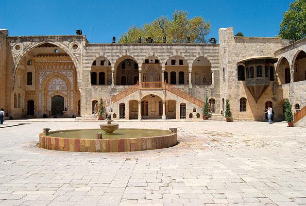Palača Beit ed-Dine: Jedno od najvećih kulturnih blaga Libana Beit-ed-Dine-7