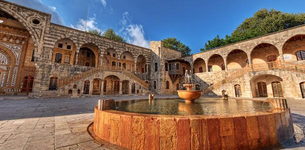 Palača Beit ed-Dine: Jedno od najvećih kulturnih blaga Libana Beit-ed-Dine