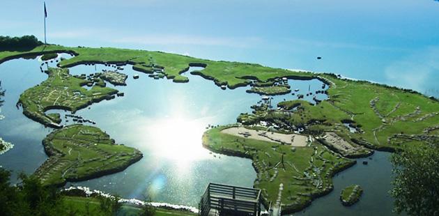 danmark på kartan