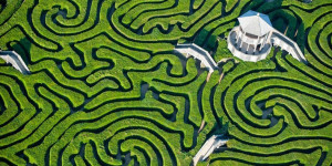 Longleat-labirint