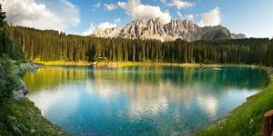 jezero-Carezza